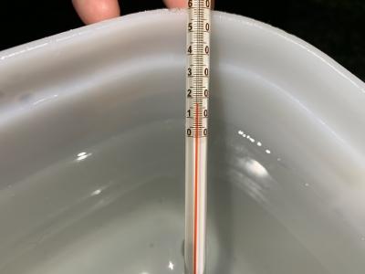 海水温の計測