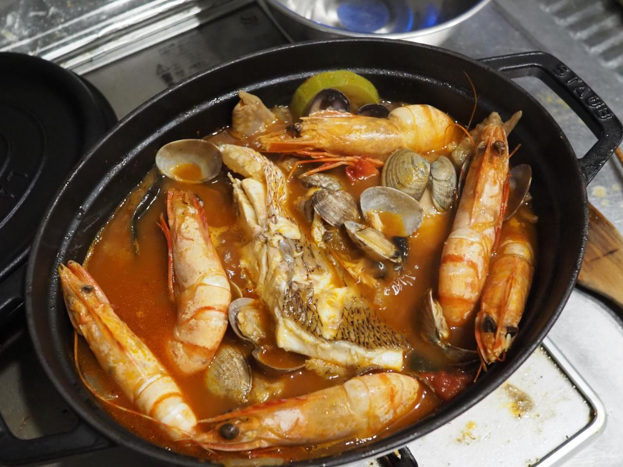 ■ カタプラーナ鍋 ポルトガル名物(自作)