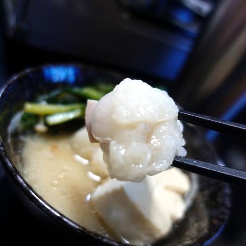 たじまや特製みそ味もつ鍋 トリドリベース (2)