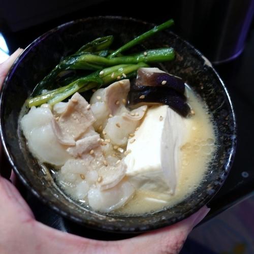たじまや特製みそ味もつ鍋 トリドリベース (37)