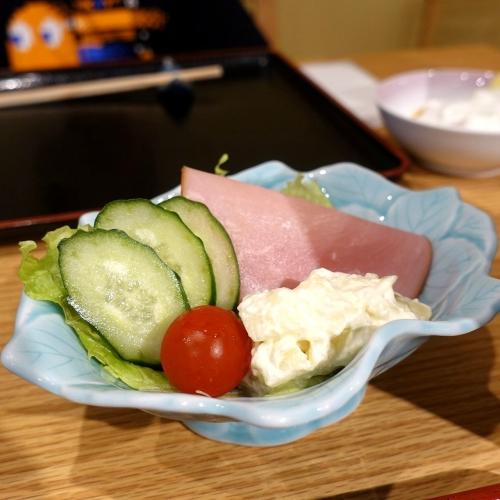フォレストかみきた 朝食 (3)