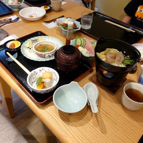 フォレストかみきた 朝食 (5)