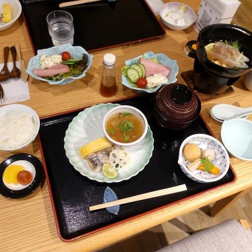 フォレストかみきた 朝食 (9)