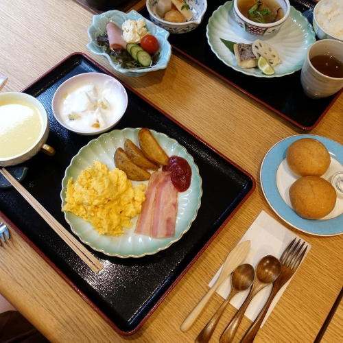 フォレストかみきた 朝食 (10)