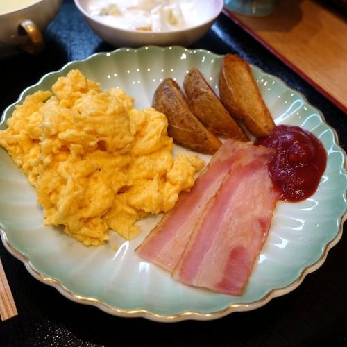フォレストかみきた 朝食 (11)