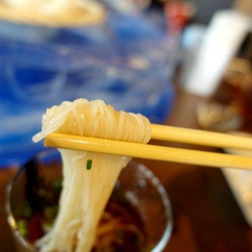 三輪 そうめん流し 乾製麺 (39)