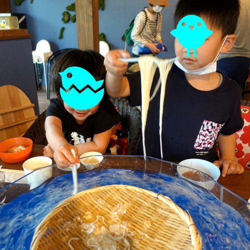 三輪 そうめん流し 乾製麺 (36)2