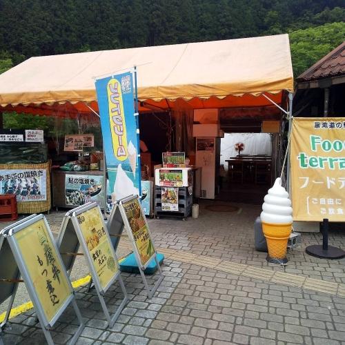 道の駅 吉野路黒滝 フードテラス (3)