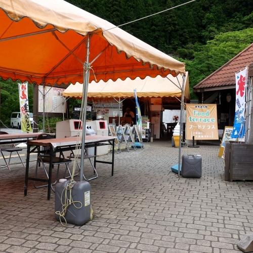 道の駅 吉野路黒滝 フードテラス (24)