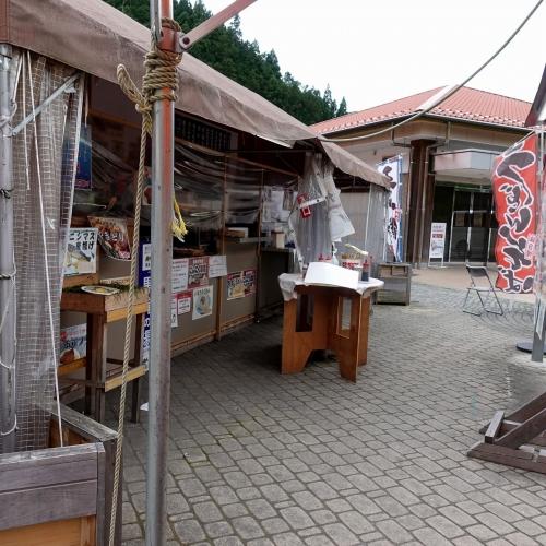 道の駅 吉野路黒滝 フードテラス (25)