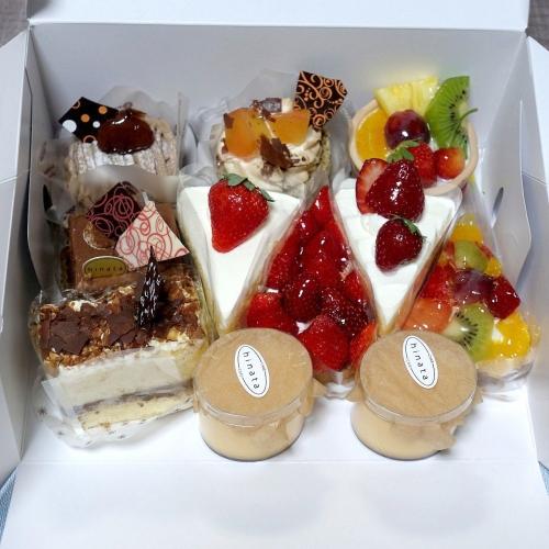 ケーキ アンド カフェ ヒナタ CAKE CAFE hinata 202106 (2)