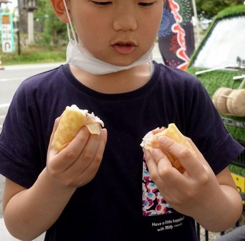 三輪 そうめん流し 乾製麺 (9)2
