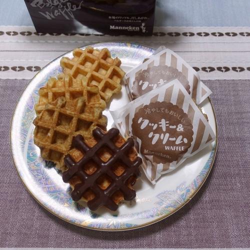 マネケン近鉄生駒店 202107 クッキークリーム (6)