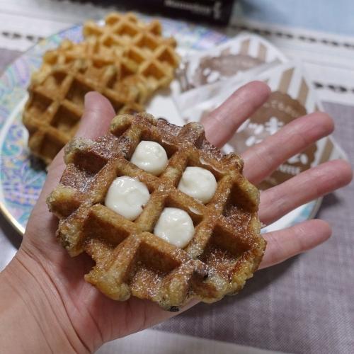 マネケン近鉄生駒店 202107 クッキークリーム (7)