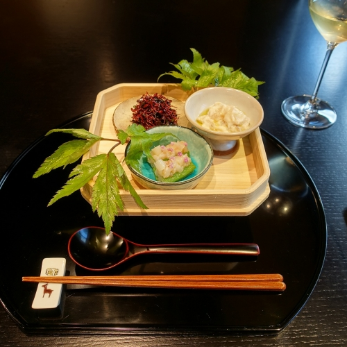 きつね すき焼き ランチコース (9)