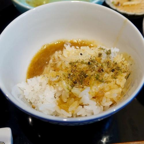 きつね すき焼き ランチコース (53)