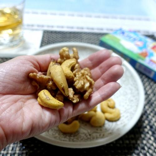 燻製ナッツ トリドリベース (11)