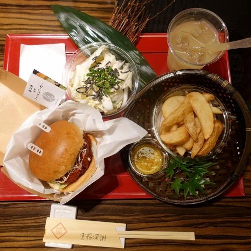 玄品ふぐ ハンバーガー (18)