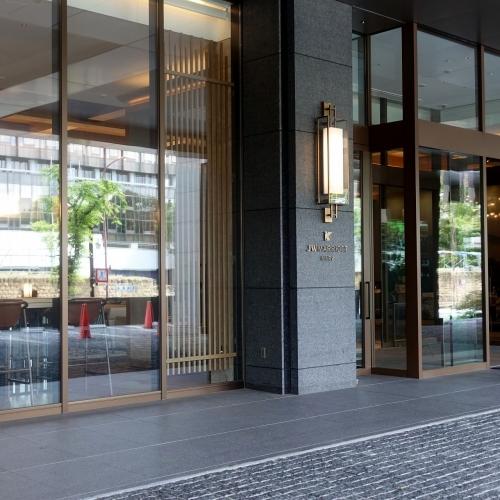 JWマリオットホテル奈良 アフタヌーンティー ロイヤル コペンハーゲン (1)