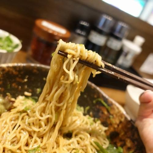 汁なし担担麺専門 キング軒 大阪梅田店 ウーミー (20)