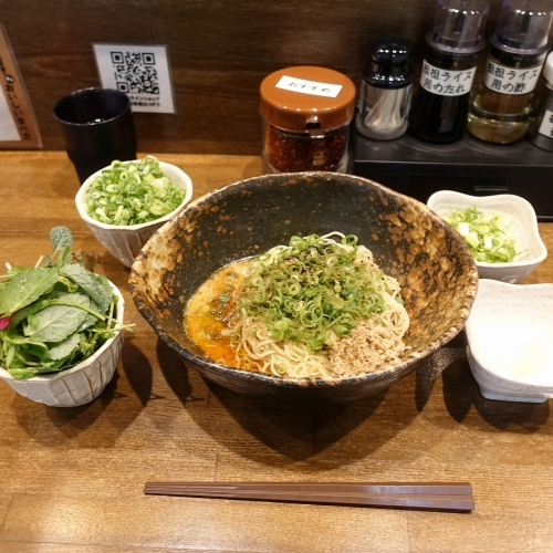 汁なし担担麺専門 キング軒 大阪梅田店 ウーミー (12)