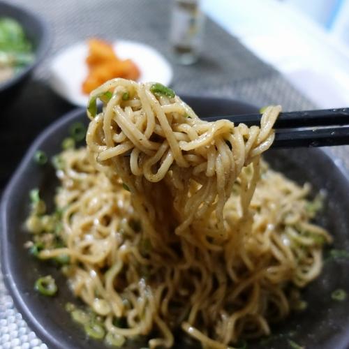 追加 汁なし担担麺専門 キング軒 大阪梅田店 (6)