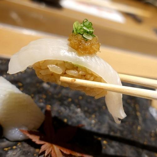 難波 鮨 よこ田 (4)2