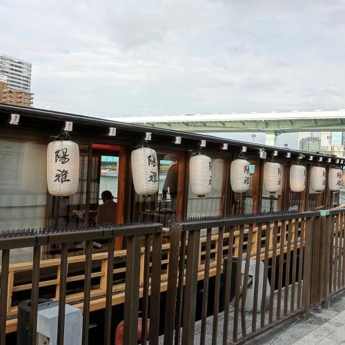 大阪屋形船 (4)