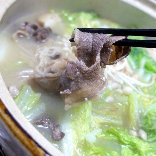 ふるさと納税2021 鳥取県大山町 猪肉 バラ 1kg 追加 (4)2