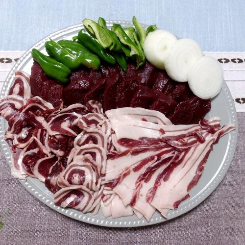 ふるさと納税2021 熊本県 球磨村 ジビエ シカ肉 (1)