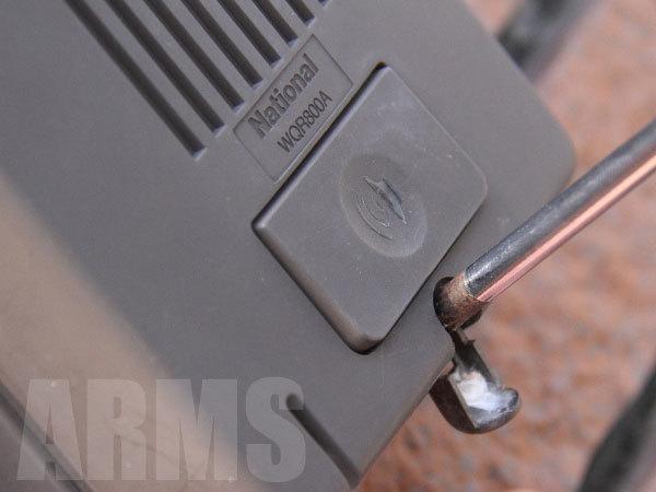 カメラ付き玄関子機の交換方法