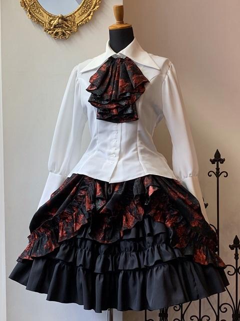 9224黒赤バラ-2