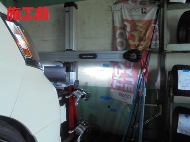 何がなんでもキャンプだし TA-H58A パジェロミニ アルミ ホイール リアゲート 交換 タイヤ オールテレーン マッドテレーン ジオランダー