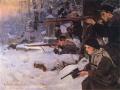 Orleta_Eaglets_defending_the_Łyczaków_Cemetery_during_the_Siege_of_Lwów