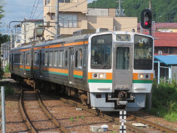 飯田線の普通列車1