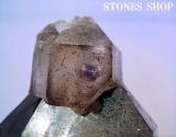 アメシストエレスチャル原石(ザンビア)76.4g⑥