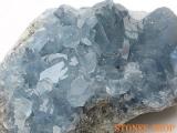 セレスタイト原石②