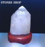 ③水晶ポイントランプNo1-3