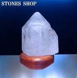①水晶ポイントランプNo2-1