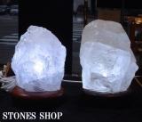 水晶原石クリアランプNo1 No2