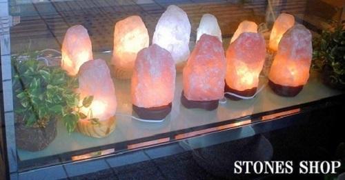 ローズクォーツ 水晶原石ランプ各種No1x500