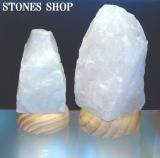 水晶原石ランプ各種No1