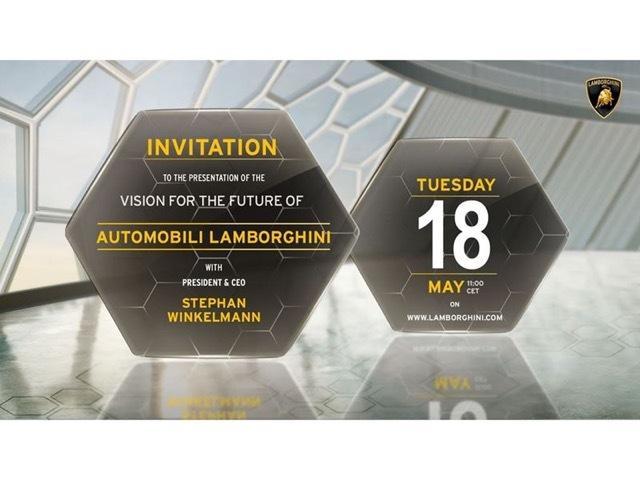ランボルギーニ新モデル 2021-5-13