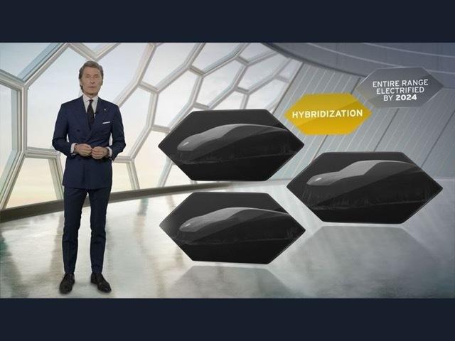 ランボルギーニ第4のモデル2 2021-5-18