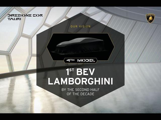 ランボルギーニ第4のモデル4 2021-5-18
