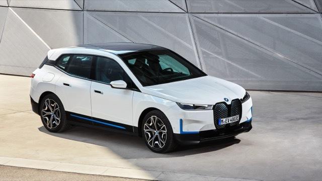 BMW iX1 2021-6-2