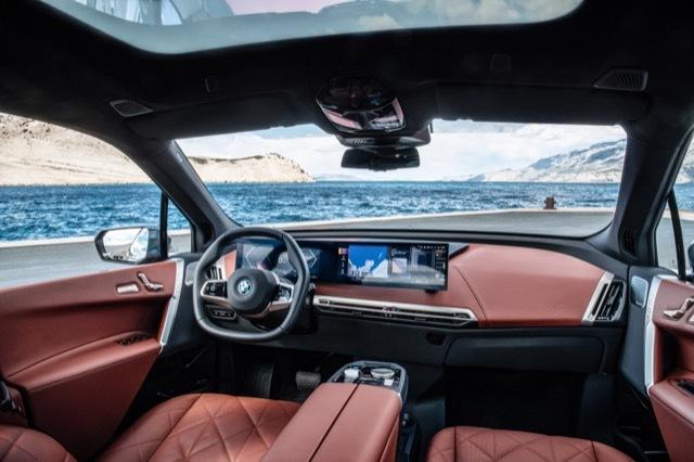 BMW iX3 2021-6-2
