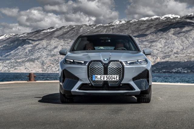 BMW iX5 2021-6-2