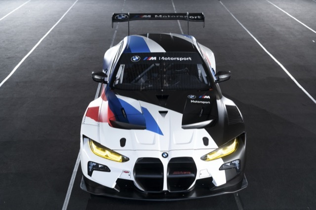BMW M4GT31 2021-6-3