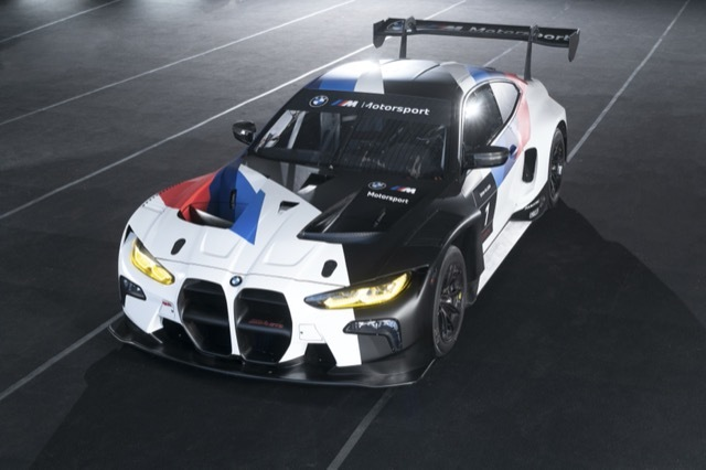 BMW M4GT34 2021-6-3